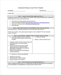 Differentiated Instruction Lesson Plan Template Differentiated Instruction Template 7 Free Word Pdf