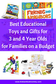 there are lots of toys that claim to be educational but which ones will actually