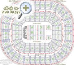 52 Interpretive Air Canada Centre Row Chart