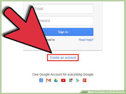 Creating An Email 5 Ways To Create An Email Account Wikihow