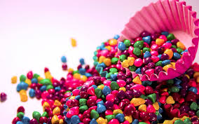 candy wallpaper 5846 Colorful Feast for the Eyes Pinterest.