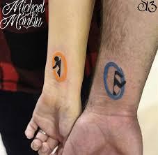 Fotogalerie Párové Tetování
