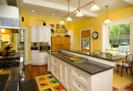 Kitchen With Yellow Walls Stunning 8 Pictures Of White Cabinets With Yellow  Walls?