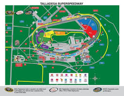 Talladega Seating Chart Talladega 2017 Fan Guide Schedule Tickets Events For