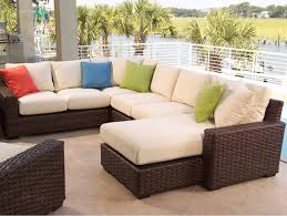 Amazing Patio Furniture Sectional Sofa Northlight Outdoor