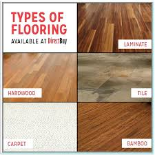 diffe types of flooring materials wood