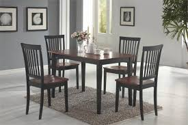 Amazing of Black Kitchen Table Black Kitchen Table Set Home Design And  Decorating