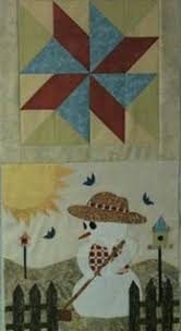 96 best Quilts- Snowman blocks images on Pinterest | Snowman ... & BOM Quilting at the Cherry Pit Adamdwight.com