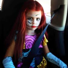 the nightmare before costume makeup sally by shlachinapolinadeviantart tutorial you sally nightmare before costume
