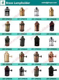 Large Light Socket Copper Golden Metal Lamp Light Socket Covers View Metal Socket Cover Jinsye Product Details From Jinsanye Import Export Fuzhou Co Ltd On