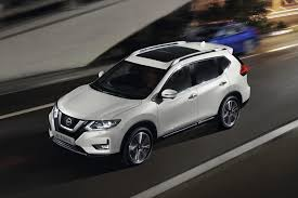 2018 nissan x trail. fine 2018 2018 nissan xtrail  white exterior front side view and nissan x trail