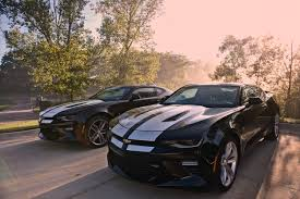 Lean muscle: driving the lighter, better 2016 Chevy Camaro SS ...