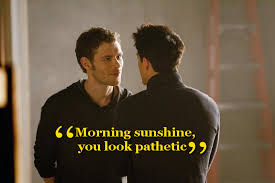 Klaus Mikaelson Quotes The Vampire Diaries' Tyler Lockwood quotes Words from the werewolf 72