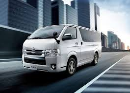 2018 toyota hiace gets 2 8 liter turbo sel upgrade image