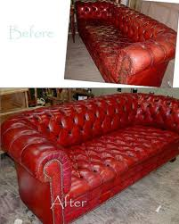 leather re dye services