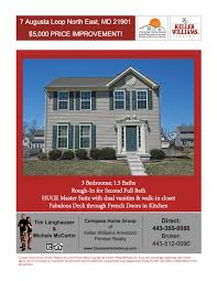 price reduction flyer your harford county real estate agent price reduction flyer