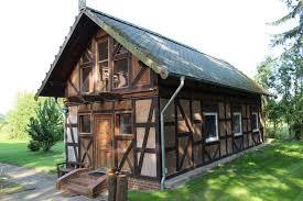 Haus Bei Der Villa In Joachimsthal Brandenburg