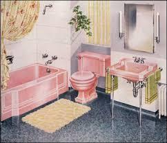 1940 bathroom design. Exellent 1940 1940s Bathrooms Mid Century Bathroom Style Design Throughout 1940 B