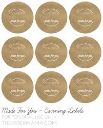 printable labels for mason jars printable spa labels mason jar lid labels google search diy labels