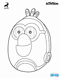 Small Picture Angry Birds Star Wars Coloring Pages Free Printable Coloring Home