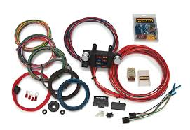 circuit customizable chassis harness w extra length 18 circuit customizable chassis harness w extra length wires by painless performance
