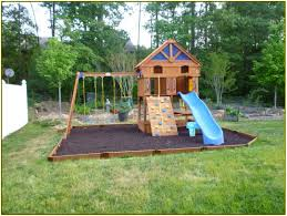 ... Kids Will Inspirational Design Diy Backyard Playground Home Ideas ...