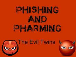 Resultado de imagen de Phishing y pharming