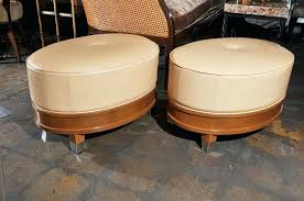 oval leather ottoman modern oval leather ottoman oval leather storage ottoman