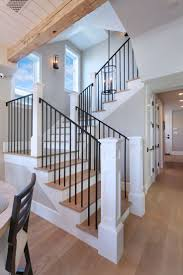 Stair Renovation Solutions Best 25 Black Staircase Ideas Only On Pinterest Black Painted