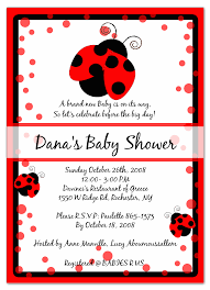 printable ladybug invitation templates com ladybug baby shower invitation template baby wall