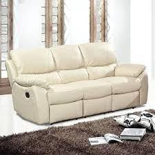 3 seater recliner leather sofa 3 seat reclining sofa elixir
