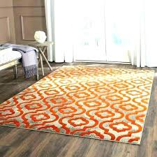 burnt orange rug gray and area rugs uk brown red