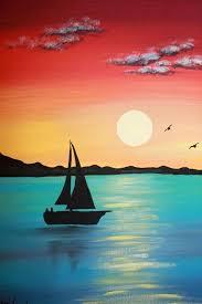 40 easy acrylic canvas painting ideas for beginners art acrylic canvas acrylics and canvases
