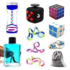 bundle sensory twisted squeeze fidget toys set