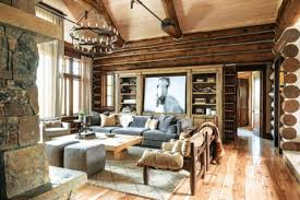 A Montana Home Renewed With Rustic Style