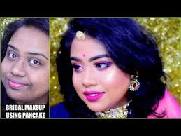 o everyone indian bridal makeup using pancake step by step द ल हन म कअप क स कर by pallabi in hindi is now up on the channel