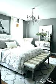 Brown And White Bedroom Gray Grey Walls With Trim Green Ideas ...