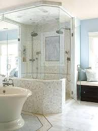multiple shower heads. double shower head showers heads with a seat love it multiple t