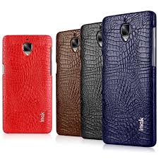 imak ruiyi crocodile leather case for oneplus 3t oneplus 3