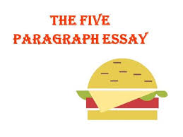 the traditional five paragraph essay the three main parts  the five paragraph essay overall structure of the five paragraph essay introduction tell them