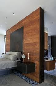 floating wall bedroom headboard floating shelves wood black stone floating wall tv panel with led lights