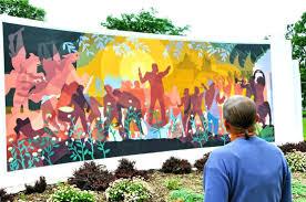 Aaron Douglas Park | Historic art park, history, art in Topeka, KS