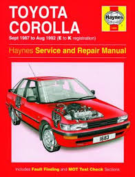 Corolla | Haynes Publishing