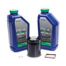 oil change kit with polaris ps 4 plus