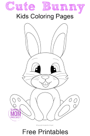 Browse the large choice of free coloring pages for children to discover educational, animations, nature, animals, bible coloring books, and. 53 Bunny Coloring Sheets Ideas In 2021 Bunny Coloring Pages Coloring Pages Easter Bunny Colouring