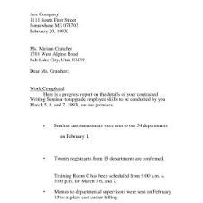 Accomplishment Report Letter Format Archives - Romeromarketing.co ...