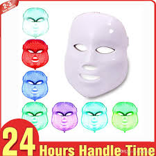 Led Light For Skin Best Price Pdt Light Red Led Light Skin Therapy Equipment Face Mask Skin Rejuvenation Whitening Firming Lifting Acne Therapy Device Led Light