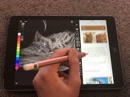 Drawing On Ipad Pro How To Learn To Draw With Ipad And Apple Pencil Imore
