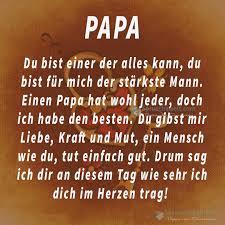 Papa Du Bist Einer Der Alles Kann Sprüche Vater Sprüche Vater