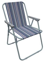 aluminum folding beach chairs with stripe pattern for outdoor furniture ideas